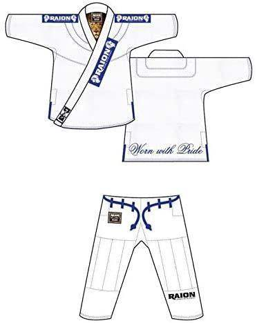 Raion Kids Gi - mmafightshop.ae