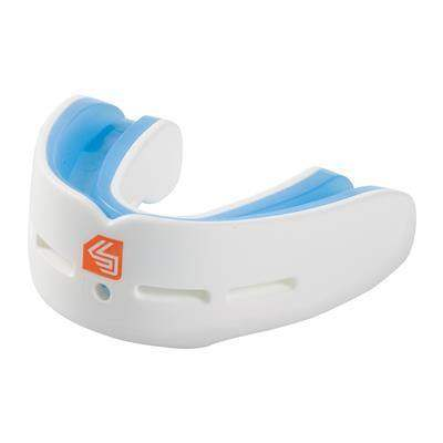 Shock Doctor 6702 Nano Double Fight Mouth Guard White - Adult - mmafightshop.ae