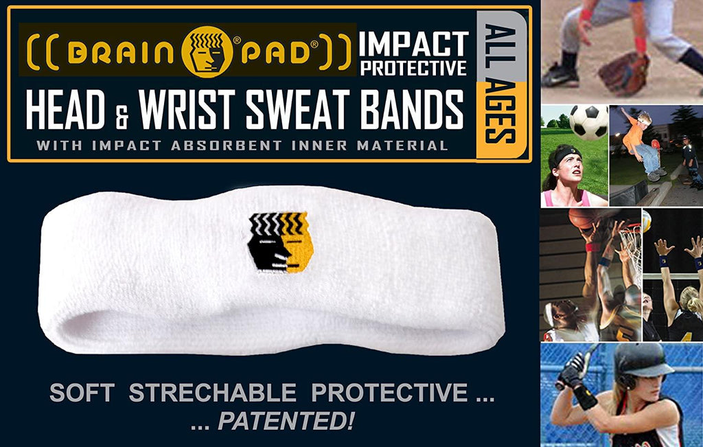 Protective Head Band - White Os - mmafightshop.ae