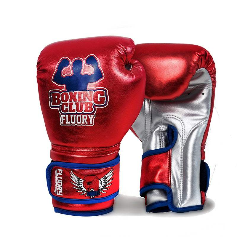 Fluory Boxing Gloves - BGF04 - Wine red - 6 oz