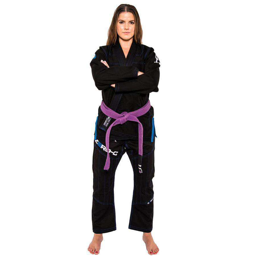 Zero G V4 Advanced Lightweight Gi -BLACK - mmafightshop.ae