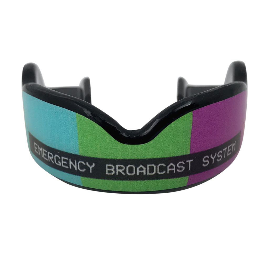 DAMAGE CONTROL MOUTHGUARD EMERGENCY BROADCAST SYSTEM - mmafightshop.ae
