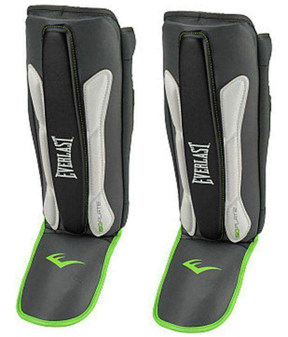 PRIME MMA SHINGAURDS GRAY/GREEN