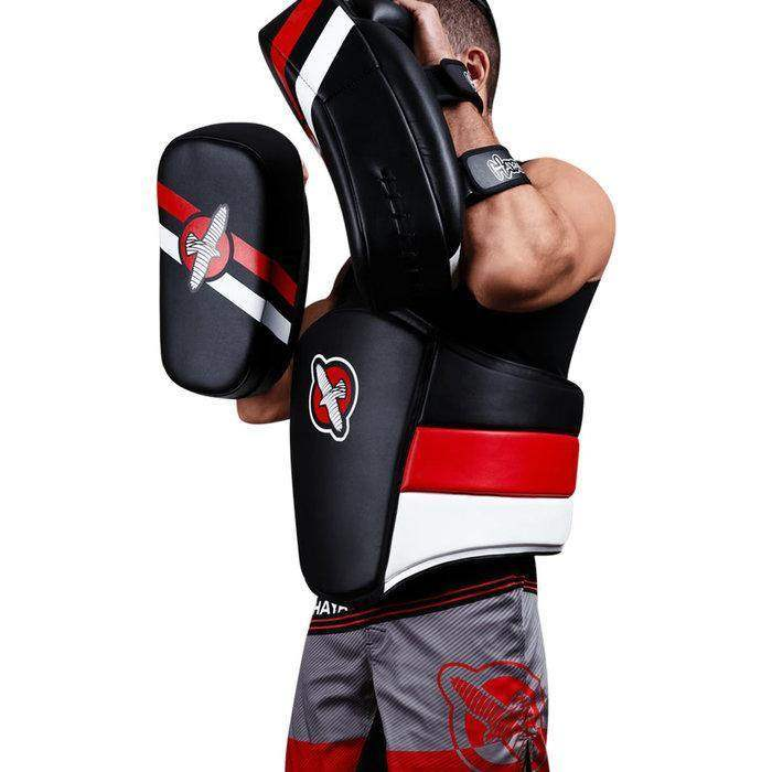 Pro Training - Elevate - Belly Pad - Black - One Size - mmafightshop.ae