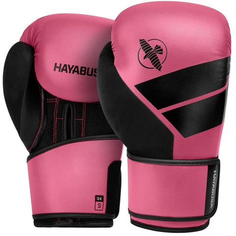 S4 Boxing Gloves w/ Handwrap