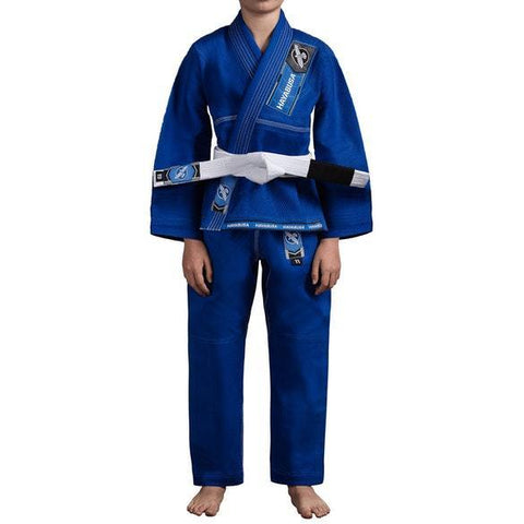 Gold Weave Youth Gi