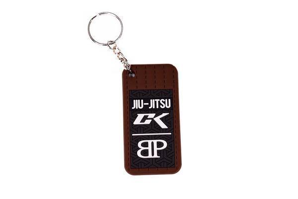 Break Point COLLAB BJJ Belt Keychain - mmafightshop.ae