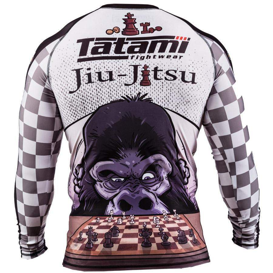 Chess Gorilla Rash Guard - mmafightshop.ae