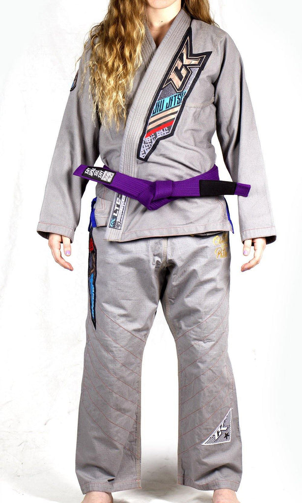 CONTRACT KILLER JIU JITSU GI SLAY_GF1 - mmafightshop.ae