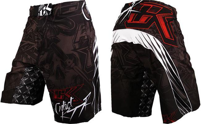 Contract Killer Switch Shorts - mmafightshop.ae