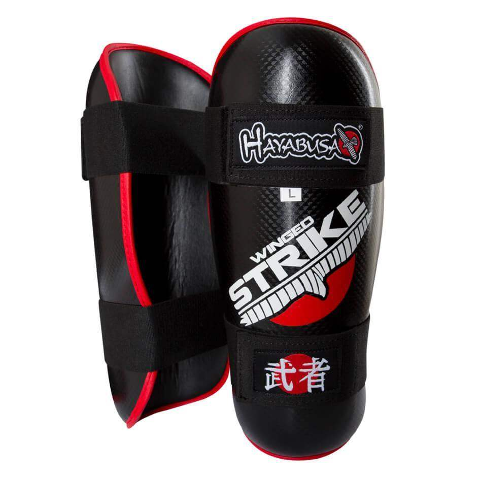 WINGED STRIKE COMPETITION SHINGUARD - mmafightshop.ae