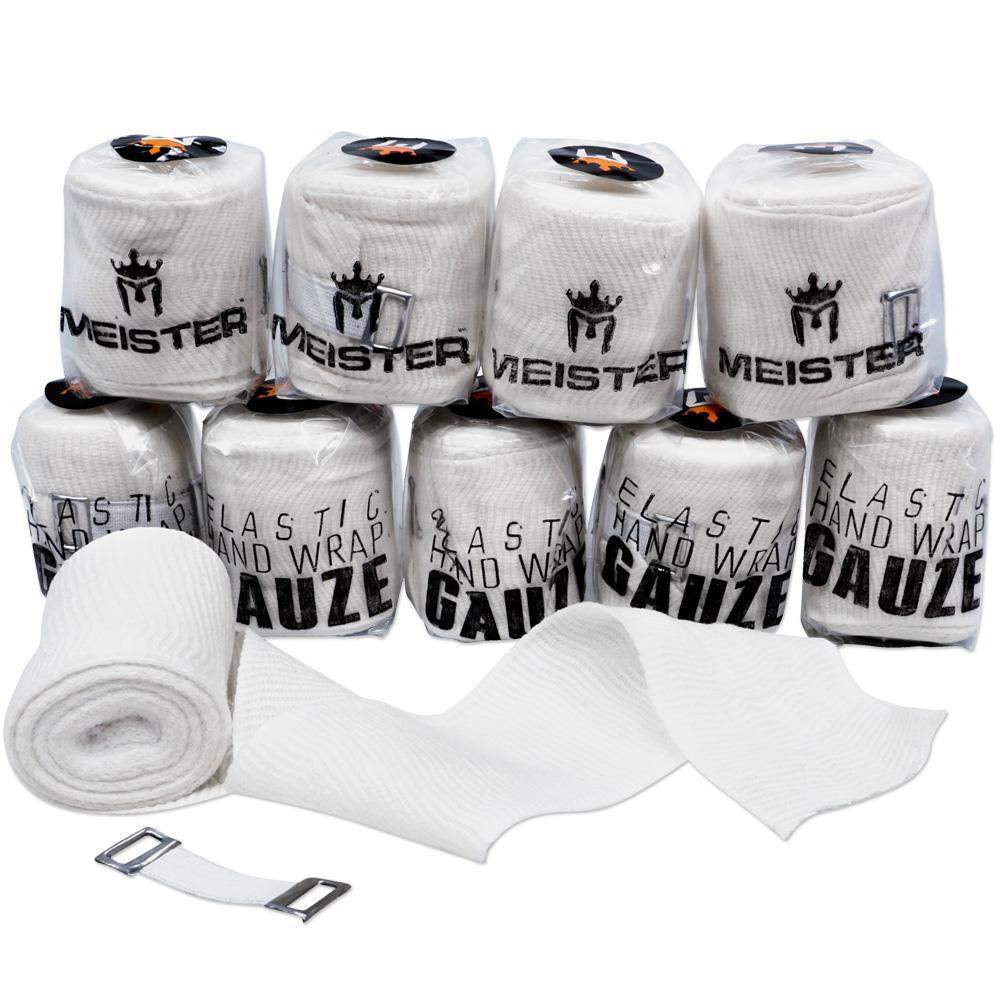 TRADITIONAL ELASTIC HAND WRAPS - mmafightshop.ae