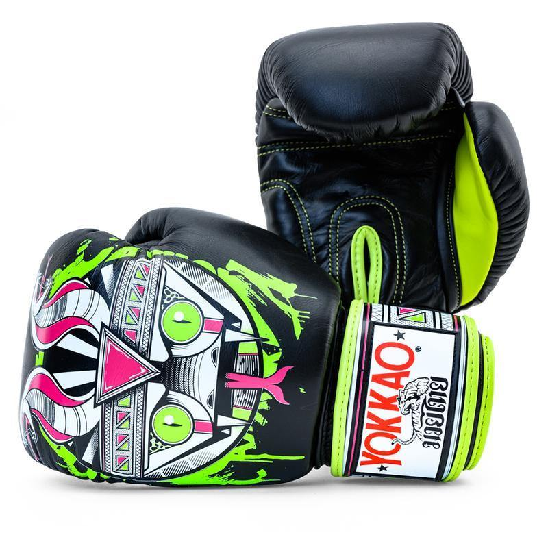 APEX SNAKE MUAY THAI BOXING GLOVES - mmafightshop.ae