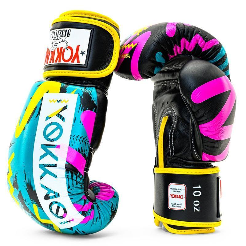 Miami gloves - mmafightshop.ae