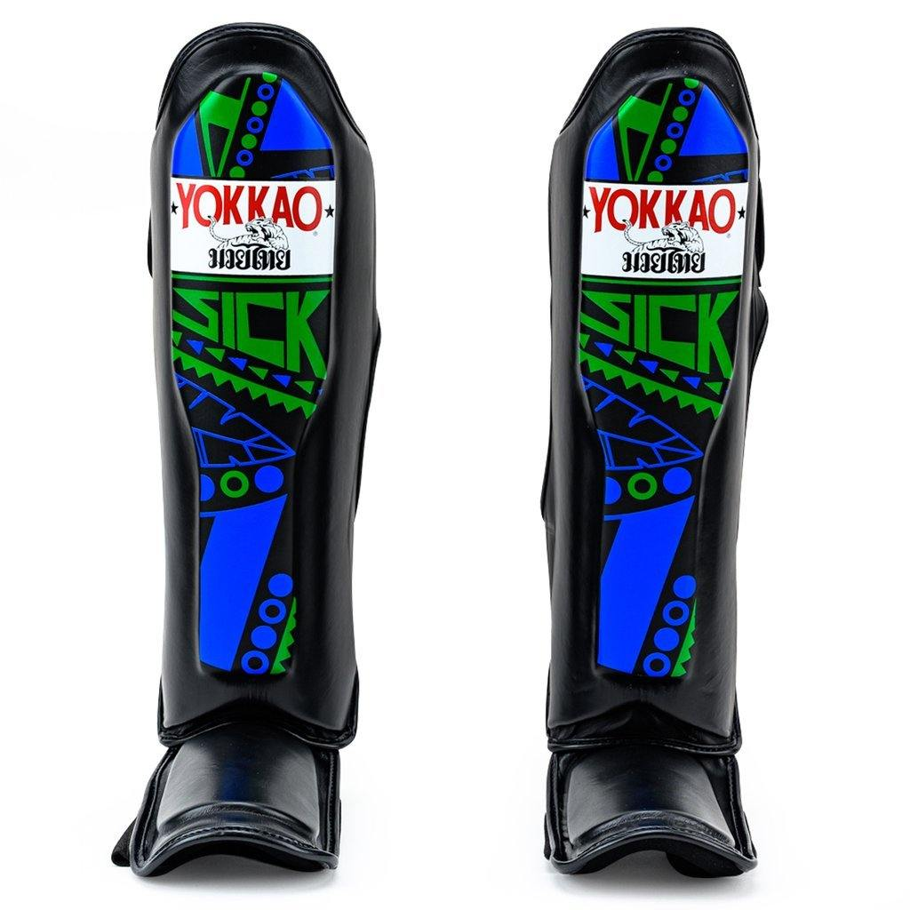 Sick shin Guards - mmafightshop.ae