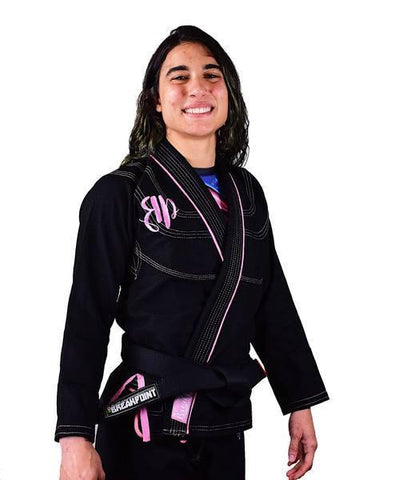 Break Point BP Diamond Girls Jiu-Jitsu Gi