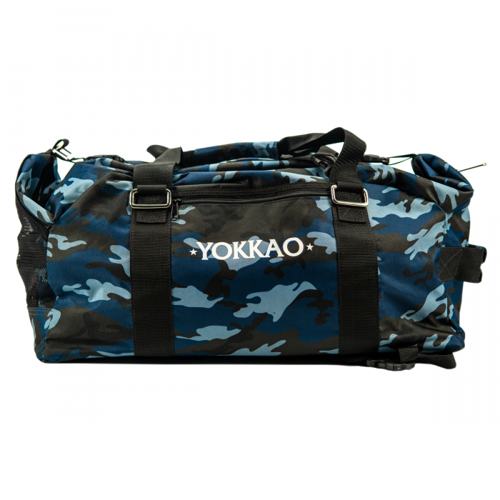 Camo Gym bag - mmafightshop.ae
