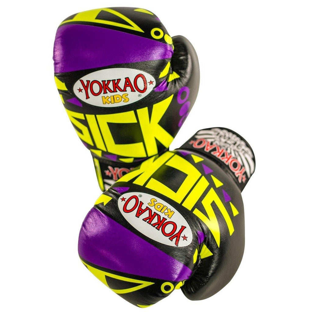 Sick KIDS gloves - mmafightshop.ae