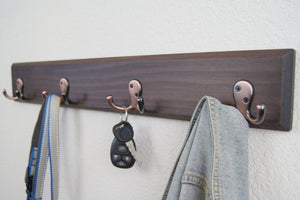 Backpack Hooks Coat Rack Hook Rail