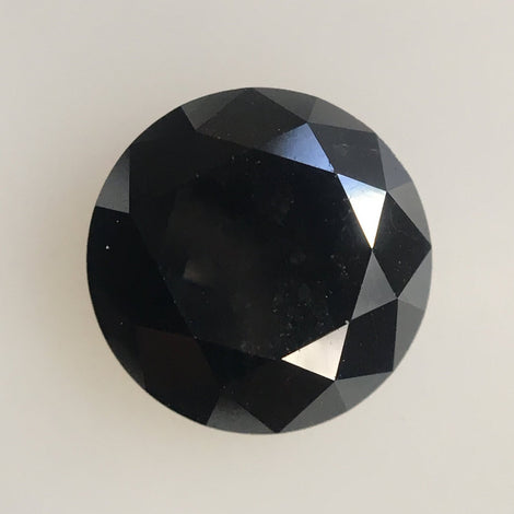 Black Color Diamond