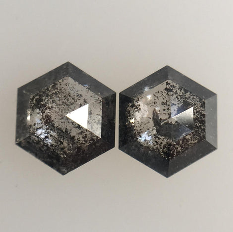 Pair Natural Diamond