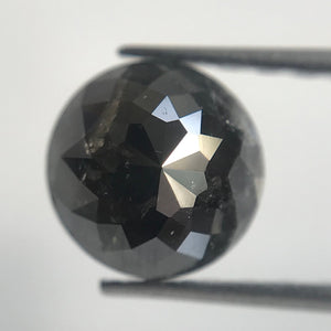 Round Rose Cut Diamond