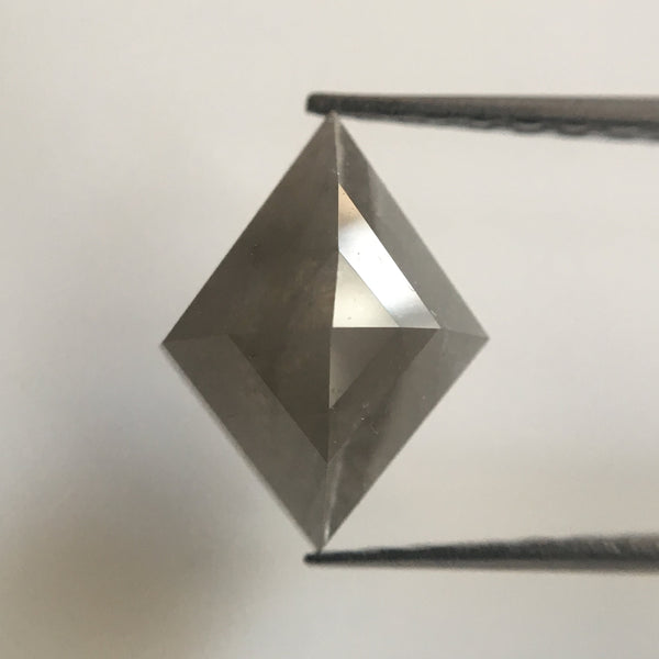 Natural Fancy grey Color 1.89 Ct Kite shape Loose Diamond 10.17 mm X 7.57 mm X 4.22 mm Excellent Diamond quality Use for Jewellery AJ01/07 - Amba Jewel