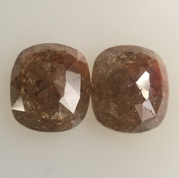 2.12 Ct Oval Brownish Natural Loose Diamond 7.07 mm X 6.22 mm X 2.55 mm Natural Loose Diamond SJ44/56 - Amba Jewel