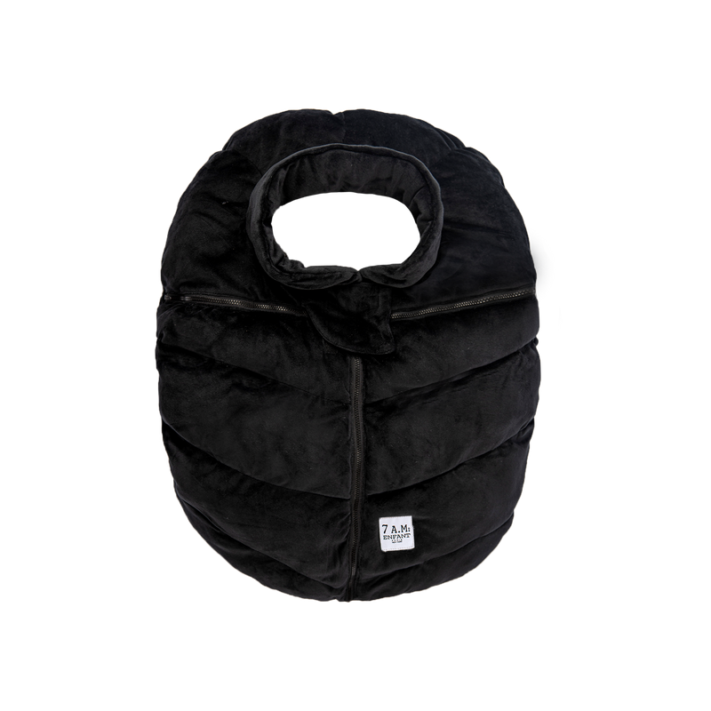 Car Seat Cocoon Velour - Cotton