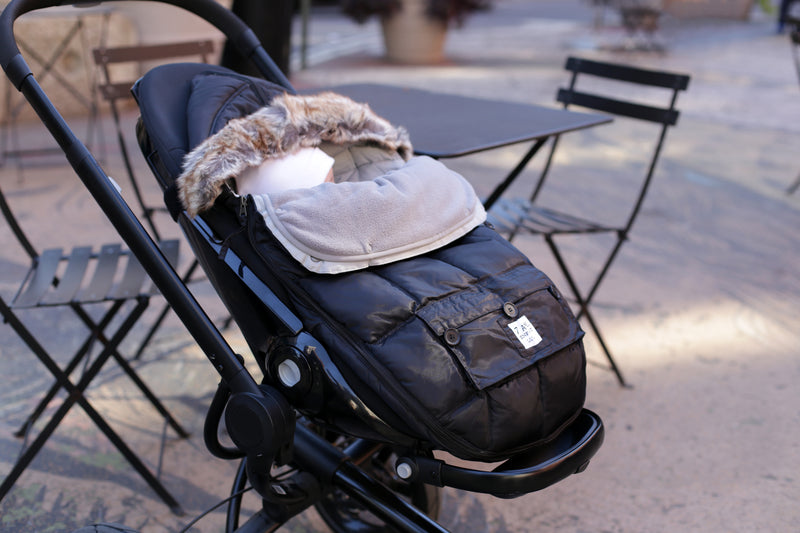 Le Sac Igloo - Cotton Lined Footmuff
