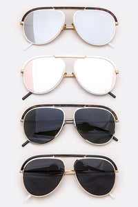 ALL IN AVIATORS - TOP BAR ACCENT