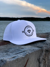 Load image into Gallery viewer, HIGH STANDARD SNAPBACK - WHITE DIAMOND