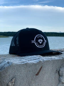 HIGH STANDARD SNAPBACK - BLACK DIAMOND