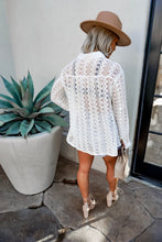 Load image into Gallery viewer, BEACH DAZE WOVEN TOP