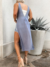 Load image into Gallery viewer, CAPRI SLEEVELESS MAXI TUNIC
