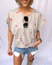Load image into Gallery viewer, SUNSET DREAMS TIE DYE TUNIC DRESS
