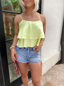 NEON NIGHTS CAMI