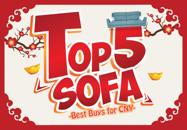Check out our Top 5 Sofa Picks!