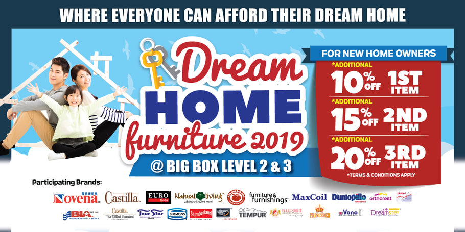 Dream Home Furniture 2019