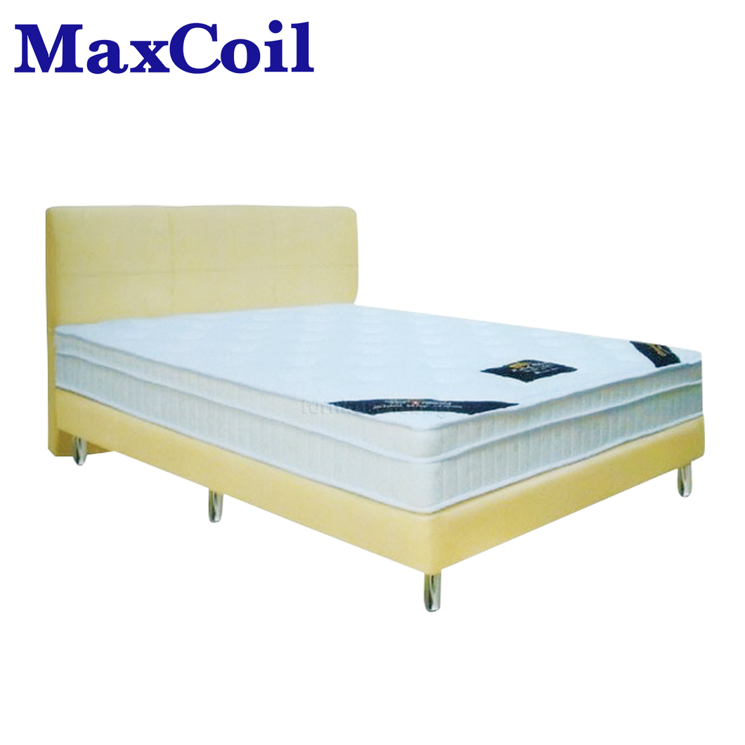 SUMMER ISLAND Queen Mattress with Bedframe