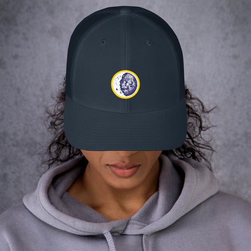 Secret Society Trucker Hat