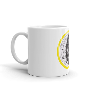 Secret Society Moon Mug