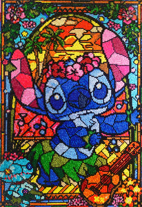 staroar diamond painting disney stitch