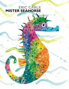 Mister Seahorse (Picture Puffin)