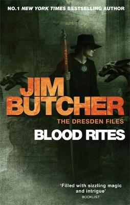 Blood Rites (Dresden Files)