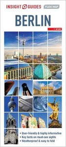 Insight Guides Flexi Map Berlin (Insight Flexi Maps)