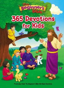 The Beginner's Bible 365 Devotions for Kids