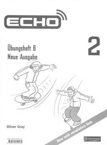 Echo 2 Workbook B 8 Pack