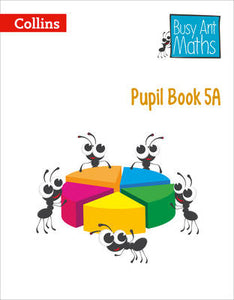 Busy Ant Maths European edition – Pupil Book 5A