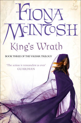 King's Wrath (The Valisar Trilogy)
